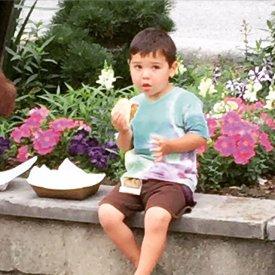 A Kid w/Taste