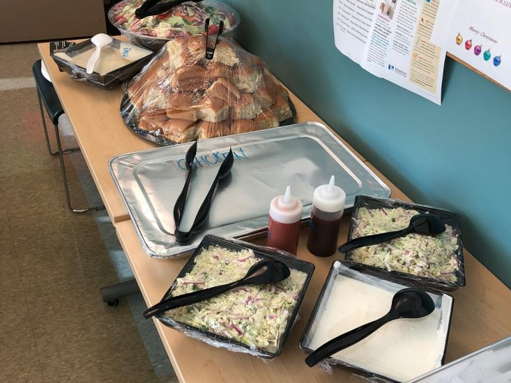 Norton Healthcare Lunch Catering